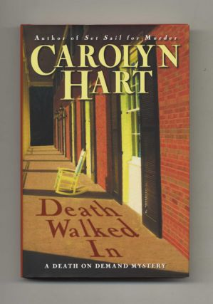 Death Walked In - 1st Edition/1st Printing