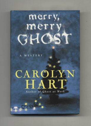 Merry, Merry Ghost - 1st Edition/1st Printing