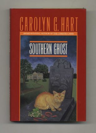 Southern Ghost - 1st Edition/1st Printing. Carolyn G. Hart