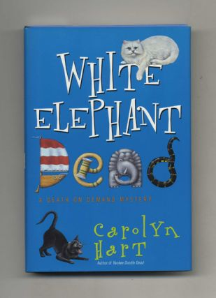 White Elephant Dead - 1st Edition/1st Printing