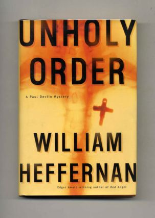 Unholy Order - 1st Edition/1st Printing
