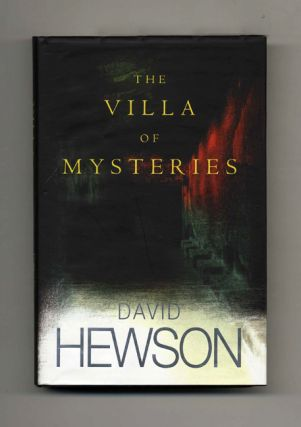 The Villa of Mysteries - 1st Edition/1st Impression
