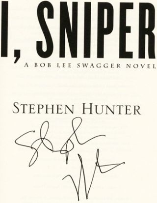 I, Sniper - 1st Edition/1st Printing