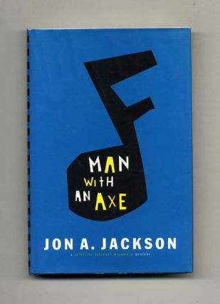 Man with an Axe - 1st Edition/1st Printing