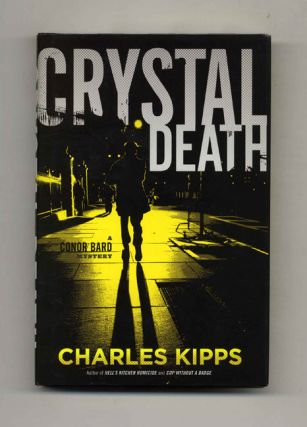Crystal Death: A Conor Bard Mystery - 1st Edition/1st Printing
