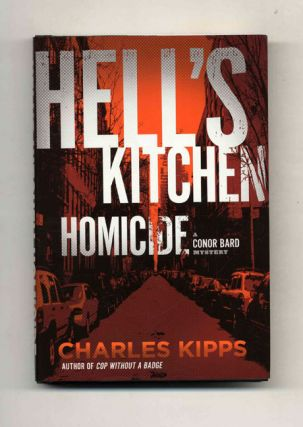 Hell's Kitchen Homicide: A Conor Bard Mystery - 1st Edition/1st Printing