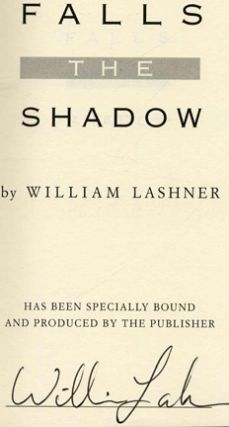 Falls the Shadow - 1st Edition/1st Printing