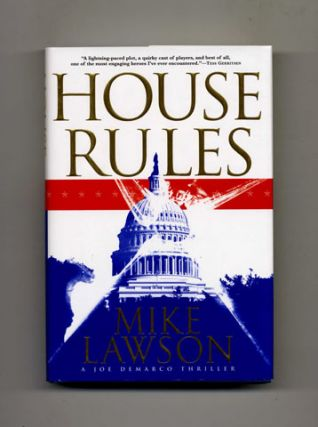 House Rules -1st Edition/1st Printing