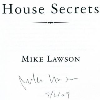 House Secrets -1st Edition/1st Printing
