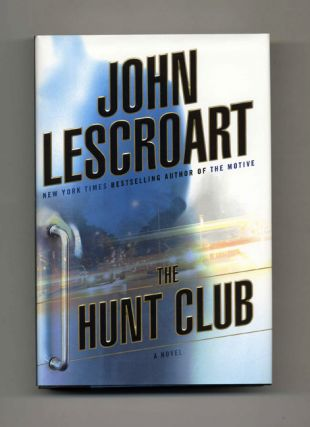 The Hunt Club - 1st Edition/1st Printing