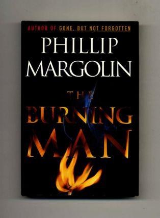 The Burning Man - 1st Edition/1st Printing