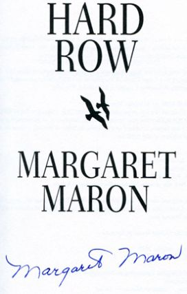 Hard Row -1st Edition/1st Printing