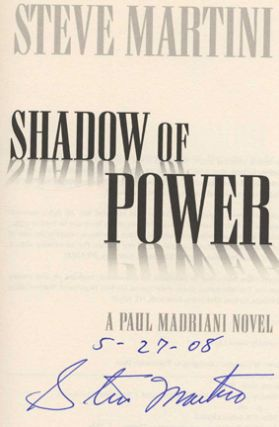 Shadow of Power - 1st Edition/1st Printing