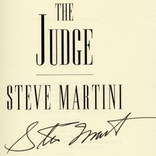 The Judge -1st Edition/1st Printing
