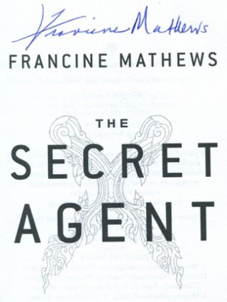 The Secret Agent - 1st Edition/1st Printing