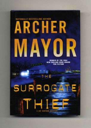The Surrogate Thief - 1st Edition/1st Printing