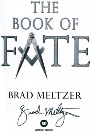 The Book of Fate - 1st Edition/1st Printing