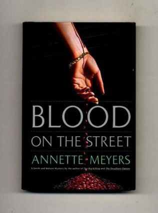 Blood on the Street -1st Edition/1st Printing