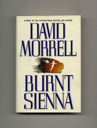 Burnt Sienna - 1st Edition/1st Printing