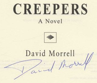 Creepers: A Novel - 1st Edition/1st Printing
