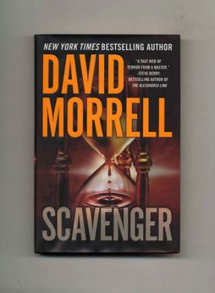 Scavenger - 1st Edition/1st Printing