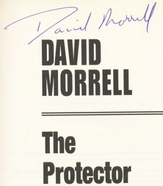 The Protector - 1st Edition/1st Printing