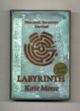 Labyrinth - 1st US Edition/1st Printing