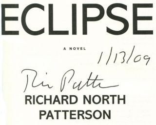 Eclipse - 1st Edition/1st Printing