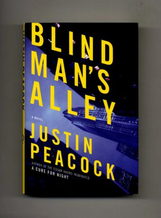 Blind Man's Alley - 1st Edition/1st Printing