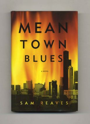 Mean Town Blues - 1st Edition/1st Printing