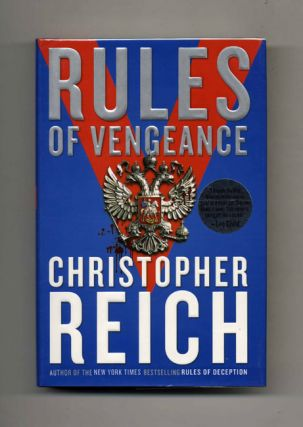 Rules of Vengeance - 1st Edition/1st Printing