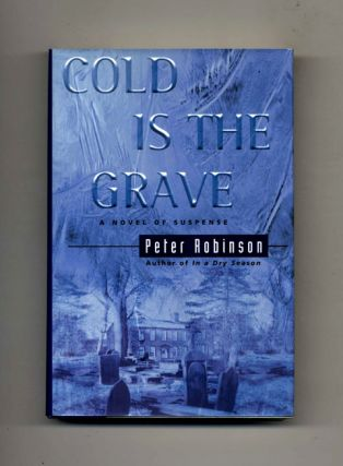 Cold is the Grave - 1st Edition/1st Printing