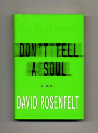Don't Tell a Soul - 1st Edition/1st Printing