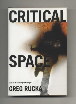 Critical Space - 1st Edition/1st Printing