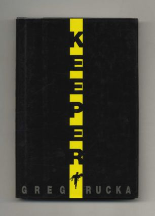 Keeper - 1st Edition/1st Printing