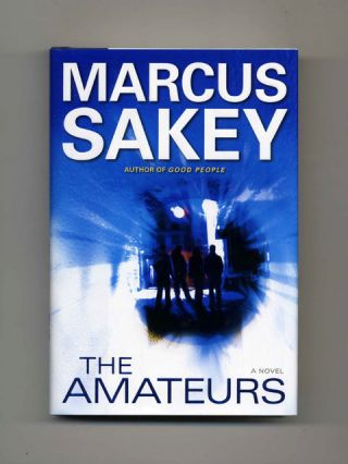 The Amateurs - 1st Edition/1st Printing