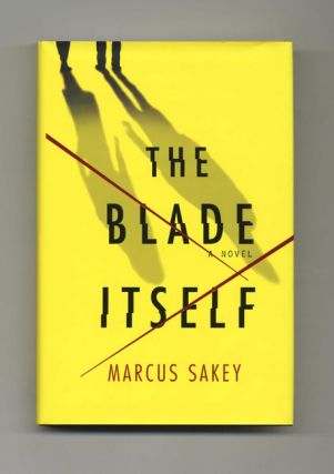 The Blade Itself - 1st Edition/1st Printing
