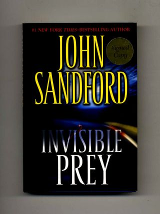 Invisible Prey - 1st Edition/1st Printing