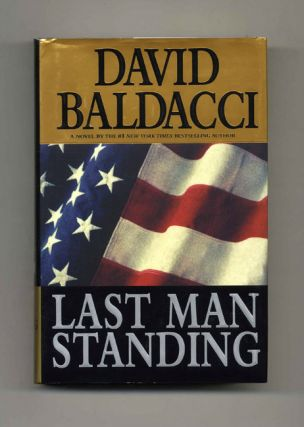 Last Man Standing - 1st Edition/1st Printing