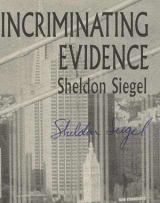 Incriminating Evidence -1st Edition/1st Printing