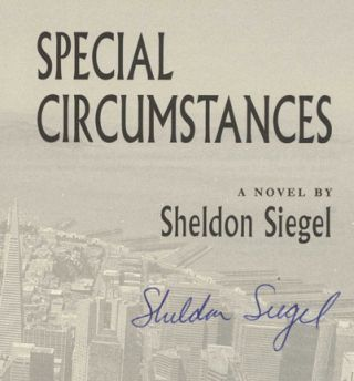 Special Circumstances -1st Edition/1st Printing