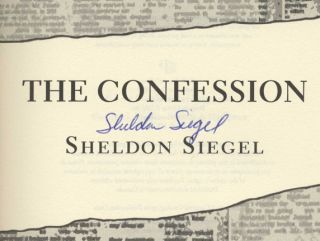 The Confession -1st Edition/1st Printing