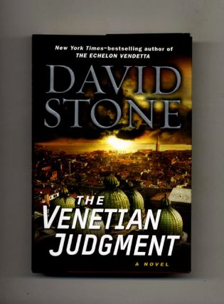 The Venetian Judgement -1st Edition/1st Printing