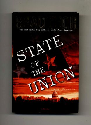 State of the Union: A Thriller -1st Edition/1st Printing
