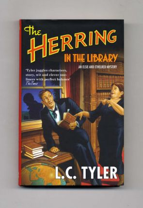 The Herring in the Library - 1st Edition/1st Impression