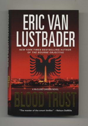 Blood Trust - 1st Edition/1st Printing