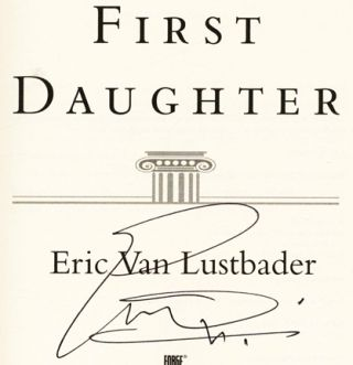 First Daughter - 1st Edition/1st Printing