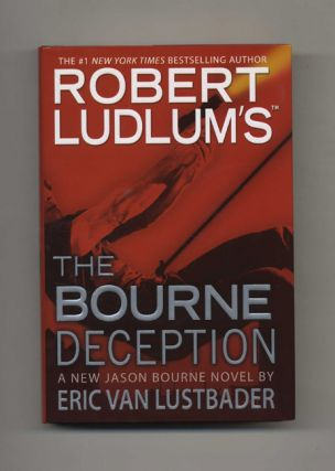 Robert Ludlum's The Bourne Deception - 1st Edition/1st Printing