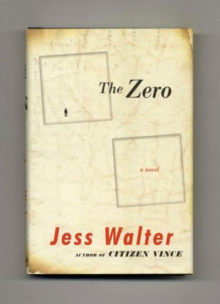 The Zero: A Novel - 1st Edition/1st Printing