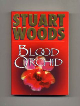 Blood Orchid - 1st Edition/1st Printing